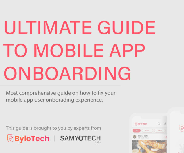 Ultimate Guide to Mobile App Onboarding